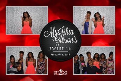 MyIshia's Sweet 16 (prints)