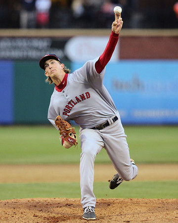 Portland Sea Dogs, May 24, 2014