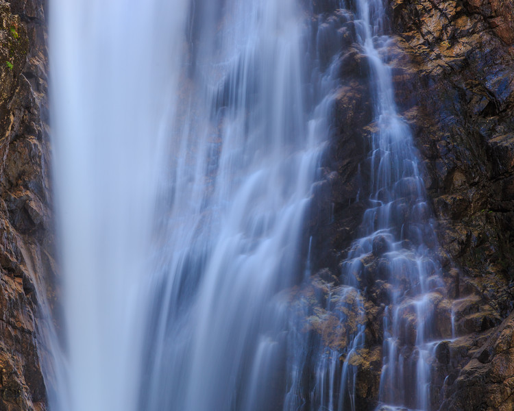 Porcupine Falls By Its Quills