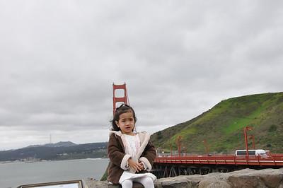San Francisco Golden Gate Feb 2010