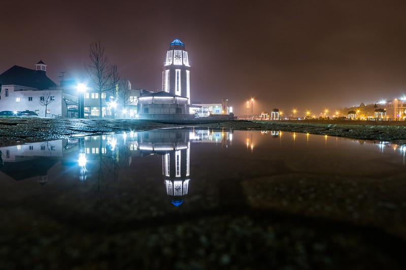 Rainy St Charles