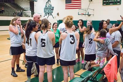 11-23-16 Mesa Girls Alumni Game
