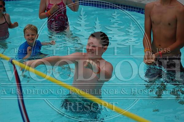 July 19 - Pool Games