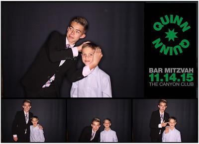 Quinn's Bar Mitzvah