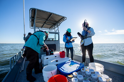 120820 Baffin Bay Sampling Trip