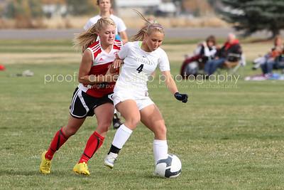 2010 Girls Highland v Mt View STATE