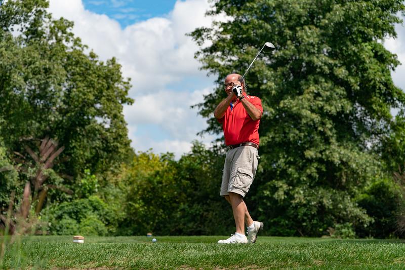 Golf Scramble - Saturday