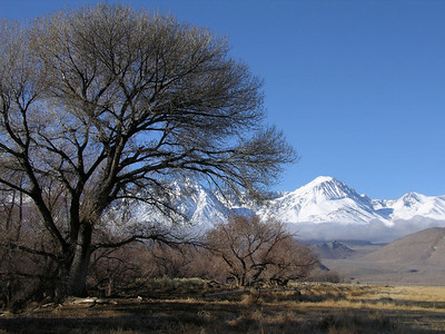 Owens Valley, December 2007