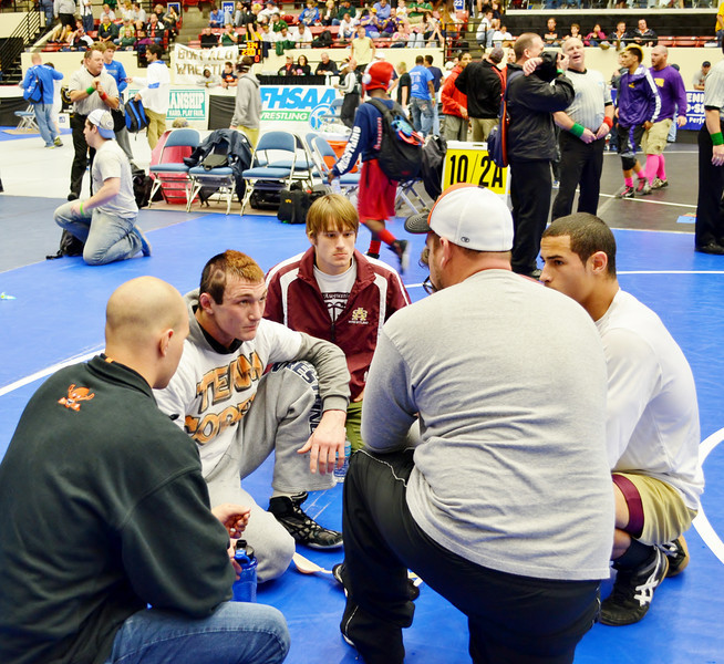 Corey Van Dorn Achieves State Wrestling Title