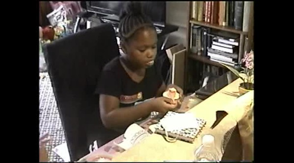 Chicken Nugget's 8th Birthday