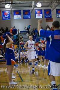 Bruins VS Creekview (7-AAAA)* 8 Jan 2011