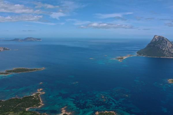 Drone - Cala Brandinchi - Lu Impostu - Tavolara - Costa Dorata - 15.05.2020