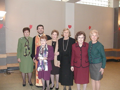 Community Life - Vasilopita - February 10, 2002