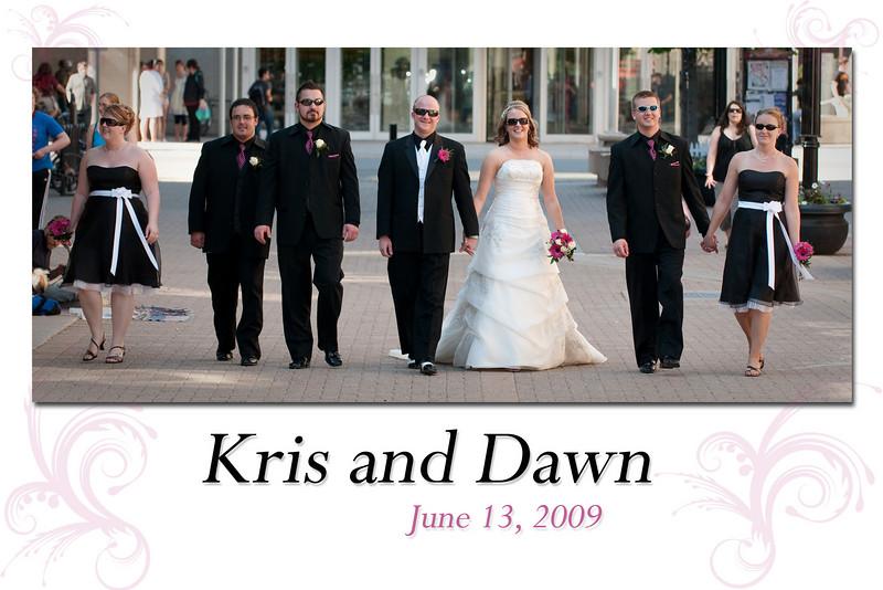 Kris and Dawn