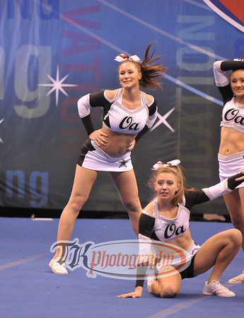 OA Angels Showdown in OTown 2012