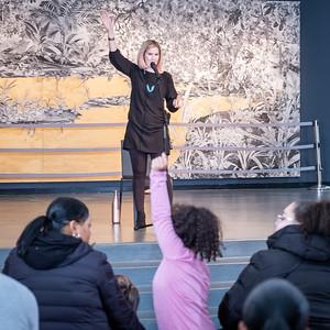 Storytelling with Mara McEwin & Musician Roderick Jackson