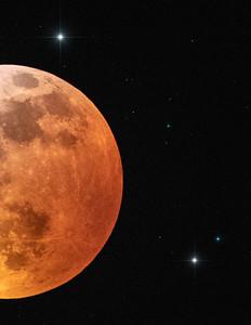 Lunar Eclipse 21.1.2019