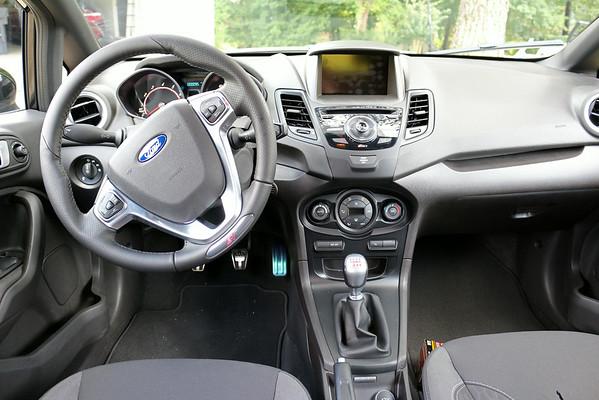 Ford Fiesta ST - 2015