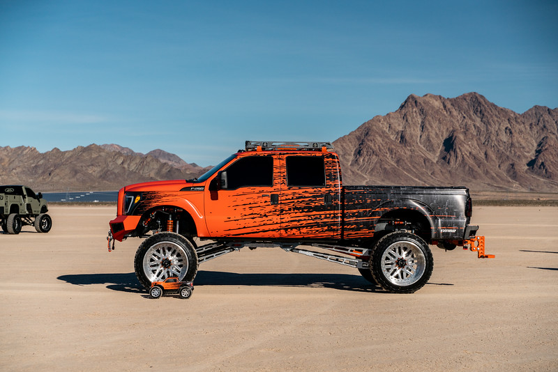 @Truck_Fever 2014 @Ford F250 featuring our 28x16 #CRUX from our Multi-Piece Series wrapped in 42x15.5r28 @FuryOffroadTires-7.jpg