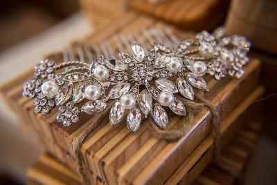 Dress and Jewelry