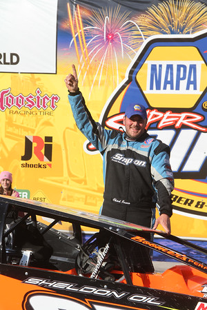 Super DIRT Week XLIII- Future races Friday afternoon-10/10/14-Bill McGaffin