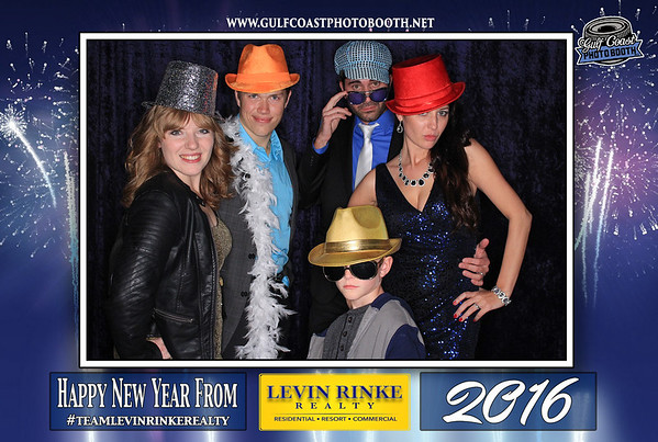 Levin Rinke Realty New Years Eve 2016
