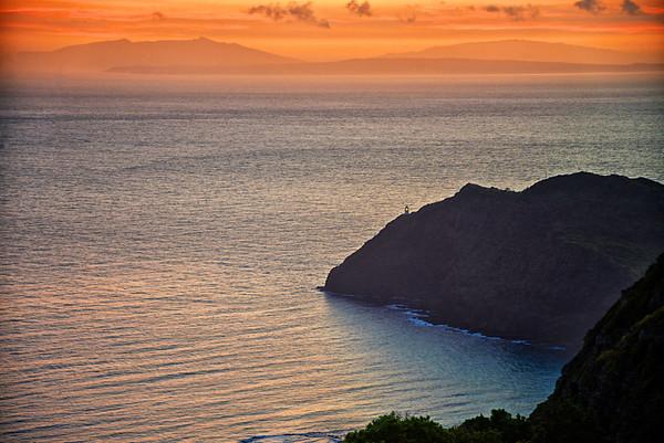 Kamehame Sunrise - O'ahu, Hawai'i