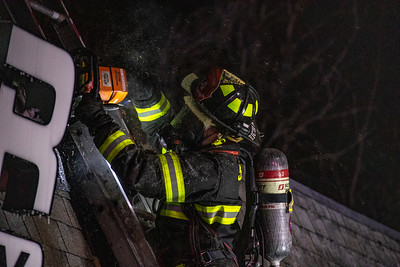 Denver Auto Company Structure Fire