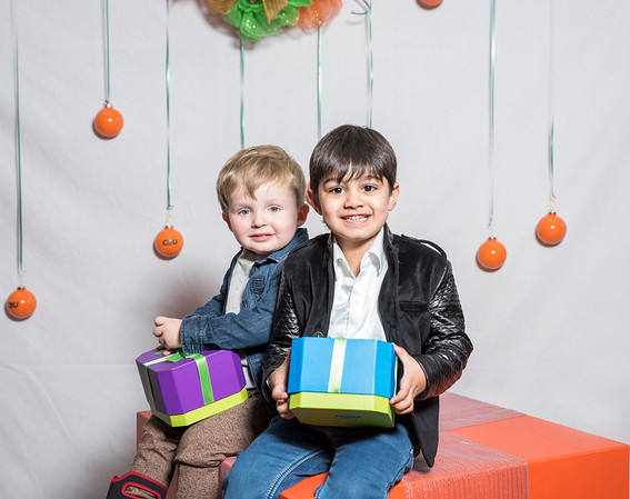 CBU Kid's Christmas Party Photo Booth 2018