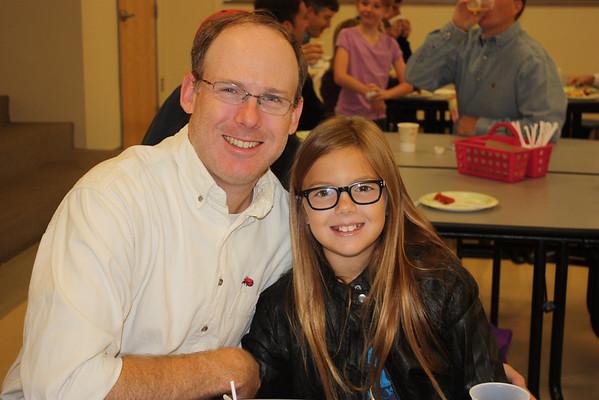 Daddy Daughter Pancake Breakfast