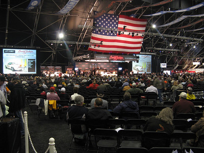 Barrett-Jackson Auction 2010