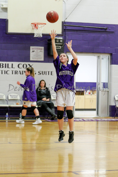 Waterville Varsity Girls Basketball