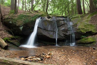 Hiking The Forks of Jones Creek