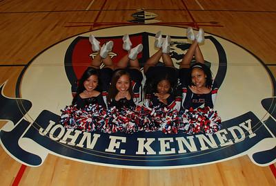 JFK Spirit Squad