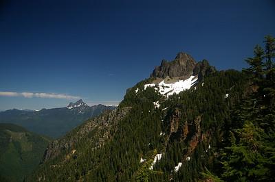 Perry Creek & Mount Forgotten