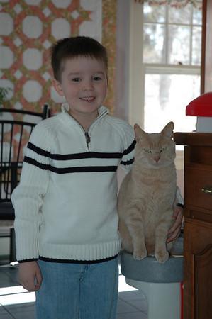 Jan 2008 Kathryn's Birthday