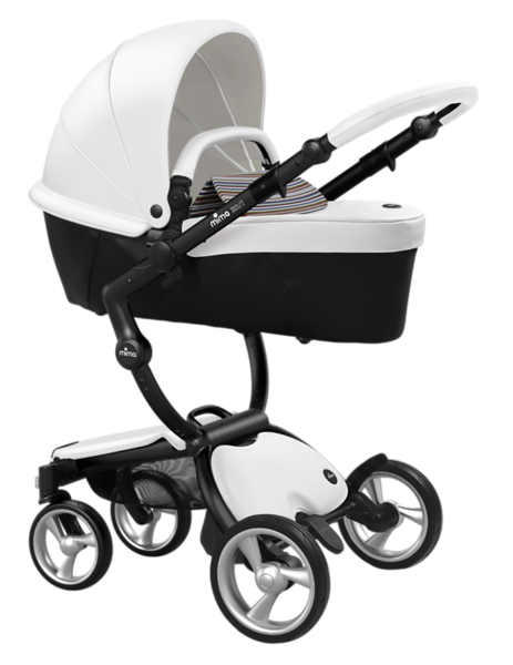 Mima_Xari_Product_Shot_Snow_White_Black_Chassis_Autumn_Stripes_Carrycot.png