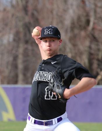 Var Baseball vs Woodbridge Barrons, April 13, 2015