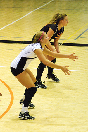 2009 Milligan College Volleyball