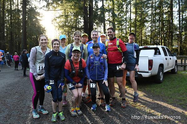 Bridle Trails Jan 13th, 2018