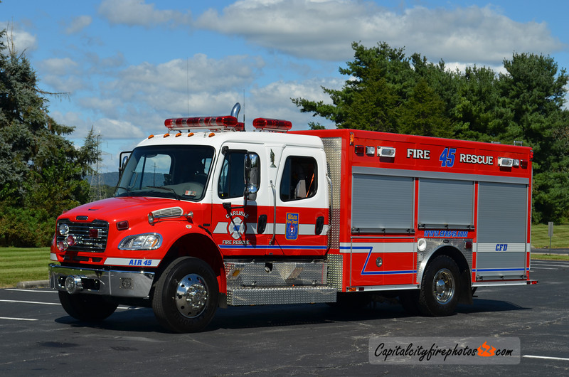 Carlisle Air 45: 2006 E-One/Freightliner