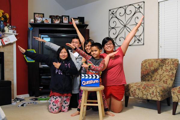 Sleepover Party Dec 2011