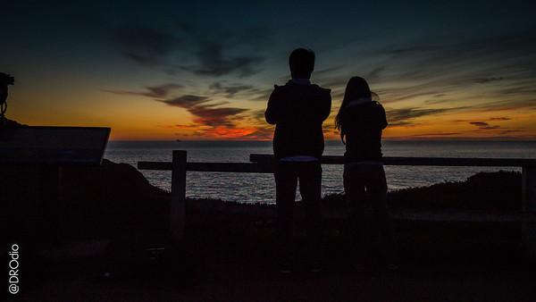 2012-11: Sam's Sunset Pics