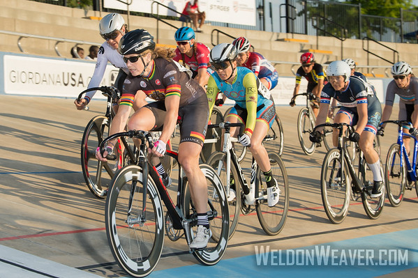 Wednesday PM 2017 Masters Track Nats