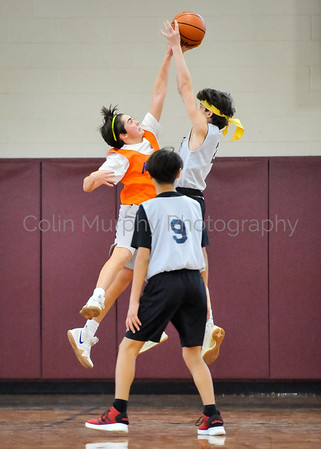2.21.20 Green Hornets boys 14U club basketball championship