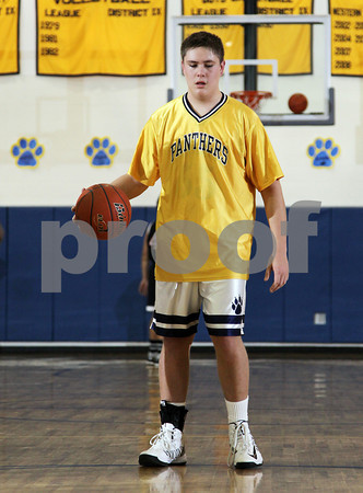 2013 Port Allegany Boys JV Basketball @ Northern Potter