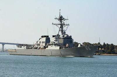 USS Shoup DDG-86
