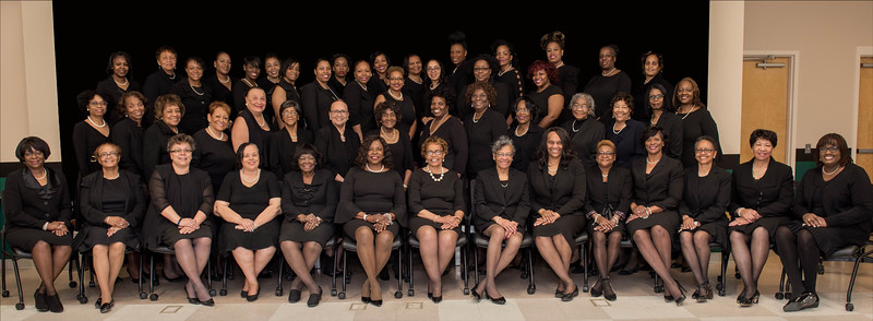 Alpha Kappa Alpha Sorority, Inc  Chapter Picture