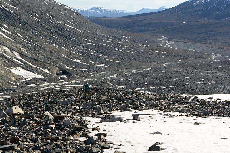 Off Glacier