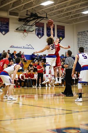 02-27-18 GC boys basketball vs Colfax